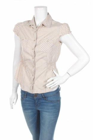 Дамска риза Another Woman, Размер S, Цвят Бежов, Памук, Цена 7,06лв.