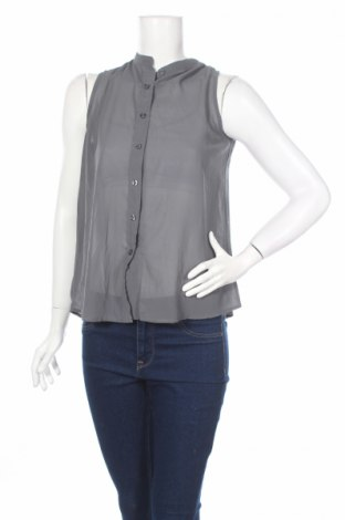 Дамска риза Cotton On, Размер XS, Цвят Сив, 100% полиестер, Цена 4,56лв.