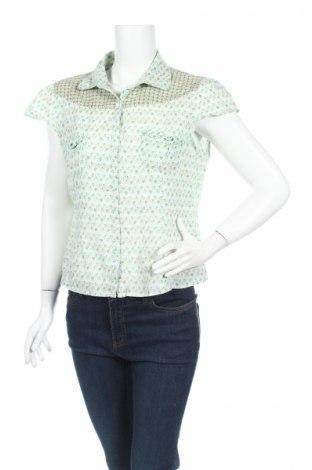 Дамска риза Fransa, Размер L, Цвят Многоцветен, Памук, Цена 21,00лв.