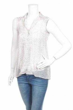 Дамска риза H&M, Размер XS, Цвят Сив, Полиестер, Цена 4,25лв.
