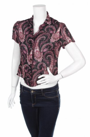 Γυναικείο πουκάμισο Jacqui-E, Μέγεθος M, Χρώμα Πολύχρωμο, Βισκόζη, Τιμή 8,82€