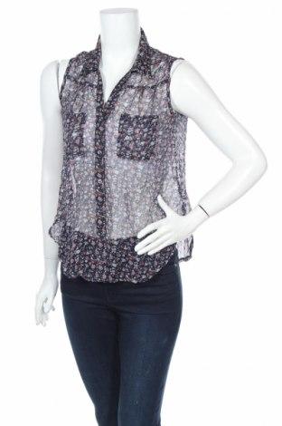Γυναικείο πουκάμισο Valley Girl, Μέγεθος XS, Χρώμα Πολύχρωμο, Πολυεστέρας, Τιμή 3,06€
