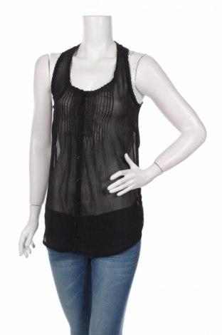 Γυναικείο πουκάμισο Vero Moda, Μέγεθος S, Χρώμα Μαύρο, Τιμή 3,67€