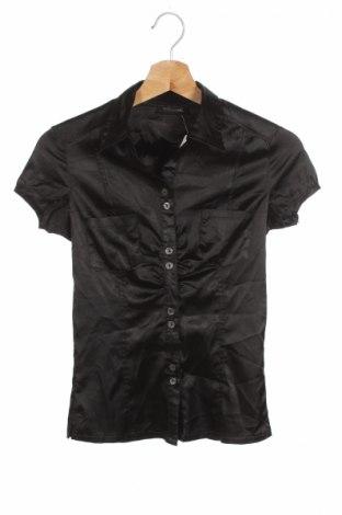 Дамска риза Y.Yendi, Размер XS, Цвят Черен, Цена 3,50лв.