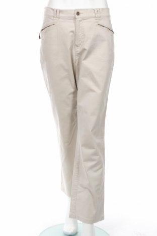 Дамски панталон Kingfield, Размер M, Цвят Бежов, 97% памук, 3% еластан, Цена 7,77лв.