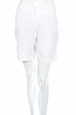 Γυναικείο κοντό παντελόνι, Μέγεθος S, Χρώμα Λευκό, Τιμή 3,12€