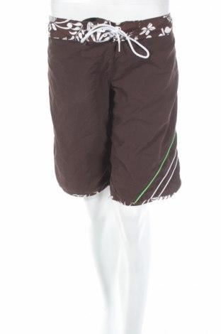 Γυναικείο κοντό παντελόνι Max Drive, Μέγεθος XS, Χρώμα Καφέ, Πολυεστέρας, Τιμή 3,53€