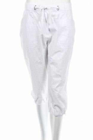 Дамски панталон Blue Motion, Размер M, Цвят Бял, 100% памук, Цена 5,75лв.