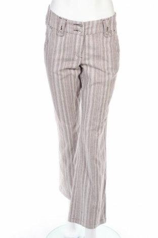 Дамски панталон Heine, Размер M, Цвят Бежов, 98% памук, 2% еластан, Цена 8,37лв.