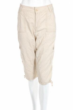 Дамски панталон Lee, Размер M, Цвят Бежов, Памук, Цена 9,89лв.