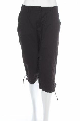 Дамски панталон Street One, Размер M, Цвят Черен, 65% полиестер, 35% памук, Цена 7,25лв.
