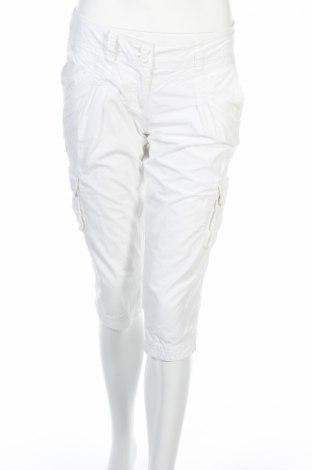 Γυναικείο παντελόνι Sutherland, Μέγεθος S, Χρώμα Λευκό, 100% βαμβάκι, Τιμή 3,71€