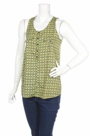 Γυναικείο αμάνικο μπλουζάκι Cha Cha, Μέγεθος S, Χρώμα Πράσινο, Πολυεστέρας, Τιμή 3,34€