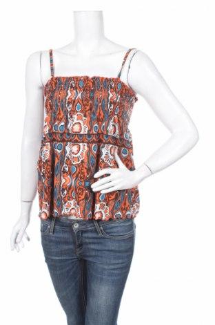Γυναικείο αμάνικο μπλουζάκι Cherokee, Μέγεθος M, Χρώμα Πολύχρωμο, Βαμβάκι, Τιμή 2,97€