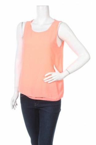 Γυναικείο αμάνικο μπλουζάκι Mia Moda, Μέγεθος S, Χρώμα Ρόζ , Πολυεστέρας, Τιμή 3,77€
