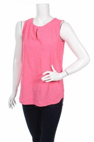 Γυναικείο αμάνικο μπλουζάκι Trenery, Μέγεθος XS, Χρώμα Ρόζ , 100% βισκόζη, Τιμή 3,34€