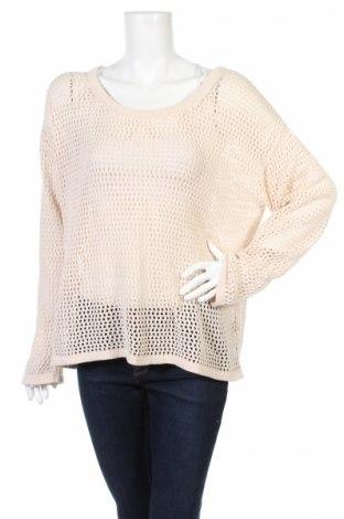 Γυναικείο πουλόβερ Bik Bok, Μέγεθος L, Χρώμα  Μπέζ, 60% βαμβάκι, 40%ακρυλικό, Τιμή 4,25€
