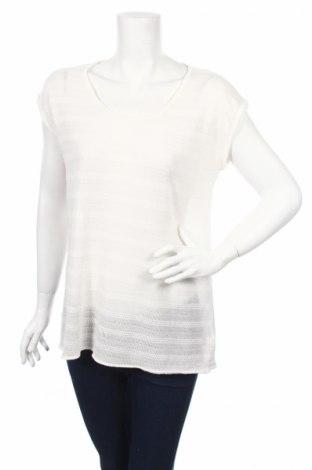 Дамски пуловер Next Tall, Размер L, Цвят Бял, 65% полиестер, 35% вискоза, Цена 8,07лв.