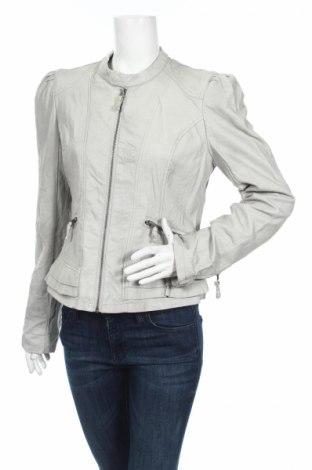 Γυναικείο δερμάτινο μπουφάν Orsay