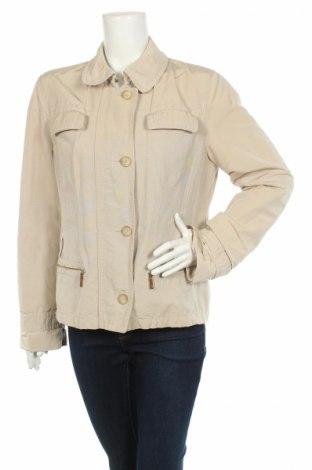 Дамско яке, Размер M, Цвят Бежов, 100% памук, Цена 9,88лв.