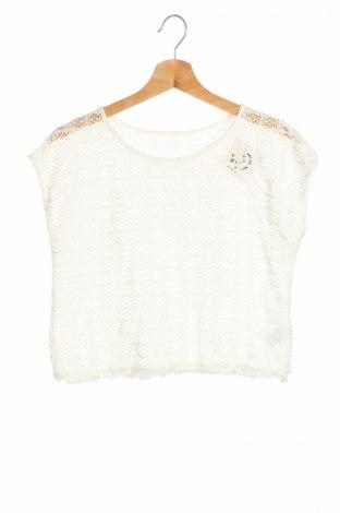 Παιδική μπλούζα Here+There, Μέγεθος 15-18y/ 170-176 εκ., Χρώμα Λευκό, 82% πολυεστέρας, 18% βαμβάκι, Τιμή 2,86€