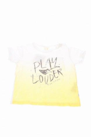 Detská blúzka  Zara, Veľkosť 18-24m/ 86-98 cm, Farba Žltá, 100% bavlna, Cena  5,39€