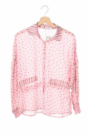Παιδικό πουκάμισο Supertrash, Μέγεθος 12-13y/ 158-164 εκ., Χρώμα Ρόζ , 100% πολυεστέρας, Τιμή 7,04€