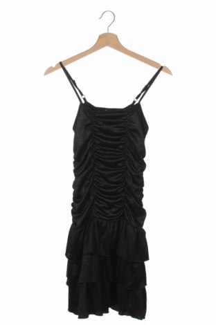 Детска рокля Here+There, Размер 12-13y/ 158-164 см, Цвят Черен, Полиестер, Цена 6,75лв.