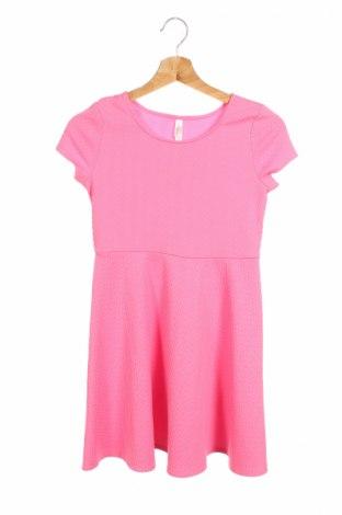 Детска рокля Xhilaration, Размер 15-18y/ 170-176 см, Цвят Розов, 95% полиестер, 5% еластан, Цена 6,75лв.