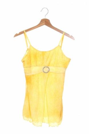 Детски потник Here+There, Размер 15-18y/ 170-176 см, Цвят Жълт, Цена 21,00лв.