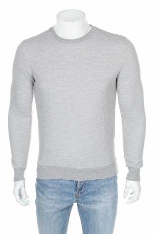 Мъжка блуза Nightair., Размер XS, Цвят Сив, Памук, Цена 153,75лв.