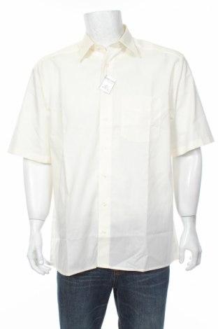 Мъжка риза Royal Class, Размер L, Цвят Екрю, Памук, Цена 7,80лв.