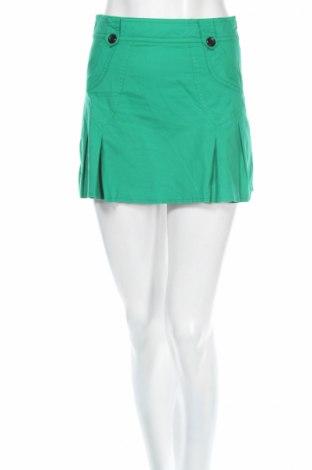 Пола, Размер S, Цвят Зелен, 97% памук, 3% еластан, Цена 4,59лв.