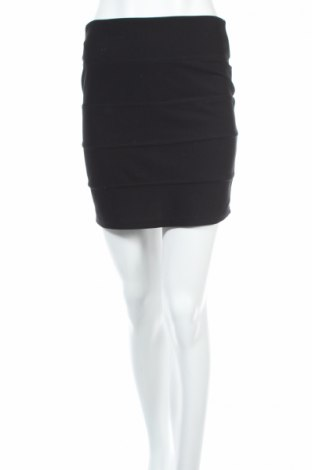 Φούστα Amisu, Μέγεθος S, Χρώμα Μαύρο, 95% πολυεστέρας, 5% ελαστάνη, Τιμή 4,42€