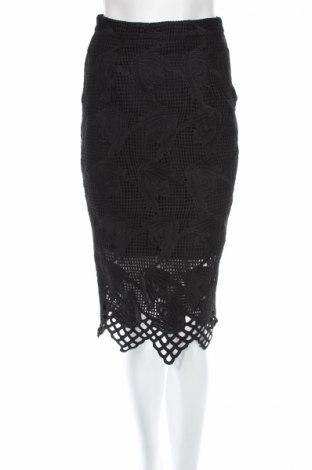 Φούστα Bardot, Μέγεθος S, Χρώμα Μαύρο, Πολυεστέρας, Τιμή 10,57€