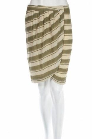 Пола By Malene Birger, Размер S, Цвят Зелен, 50% памук, 50% вискоза, Цена 37,70лв.