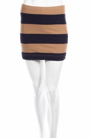 Пола H&M, Размер S, Цвят Кафяв, 95% памук, 5% еластан, Цена 5,00лв.