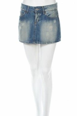 Пола Mas Fashion, Размер M, Цвят Син, 100% памук, Цена 6,27лв.