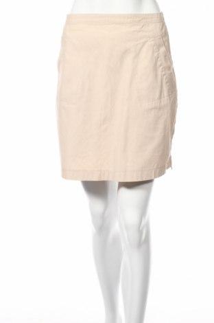Пола Miss Etam, Размер M, Цвят Бежов, 100% памук, Цена 7,48лв.