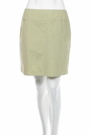 Пола New York & Company, Размер S, Цвят Зелен, 62% памук, 32% полиамид, 3% еластан, Цена 7,36лв.