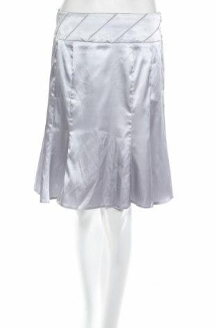 Пола Orsay, Размер S, Цвят Сив, 97% полиестер, 3% еластан, Цена 5,00лв.