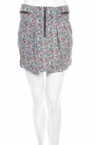 Пола Sportgirl, Размер S, Цвят Многоцветен, Вискоза, Цена 4,50лв.