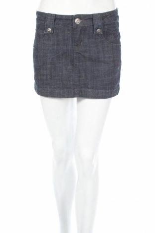 Φούστα Sweet Miss, Μέγεθος S, Χρώμα Μπλέ, Βαμβάκι, Τιμή 3,57€