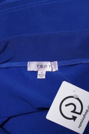 Пола Temt, Размер S, Цвят Син, 94% полиестер, 6% еластан, Цена 5,50лв.