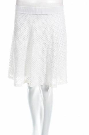Пола Zara, Размер S, Цвят Бял, Цена 7,02лв.