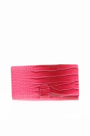Πορτοφόλι, Χρώμα Ρόζ , Δερματίνη, Τιμή 11,13€