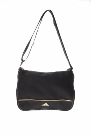 Τσάντα Adidas, Χρώμα Μαύρο, Κλωστοϋφαντουργικά προϊόντα, Τιμή 11,69€