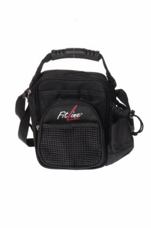 Τσάντα Fit line, Χρώμα Μαύρο, Κλωστοϋφαντουργικά προϊόντα, Τιμή 8,57€