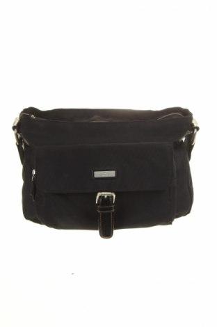 Τσάντα Tom Tailor, Χρώμα Μαύρο, Κλωστοϋφαντουργικά προϊόντα, Τιμή 13,93€