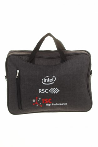Τσάντα φορητού υπολογιστή, Χρώμα Γκρί, Κλωστοϋφαντουργικά προϊόντα, Τιμή 11,79€